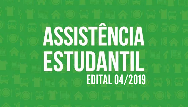 Confira o resultado parcial para graduação do Edital 04/2019